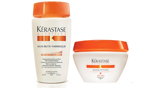 Kerastase bain nutri termique shampoo Nutritive Masquintense Hair Mask Best Of France French Parapharmacie Pharmacie Beauty Products Goop Elodie Russo Elle Yeah fashion Lifestyle Blog
