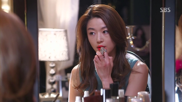 Cheon Song Yi LANEIGE  Lipstick_3