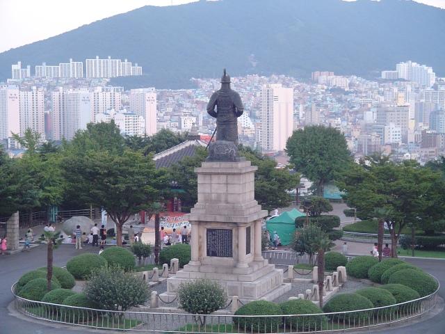 AdmiralYi-BusanTower
